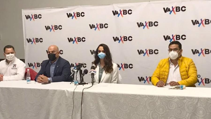 """Lupita Jones será la abanderada de la coalición """"Va por BC"""" a la gubernatura de Baja California"""