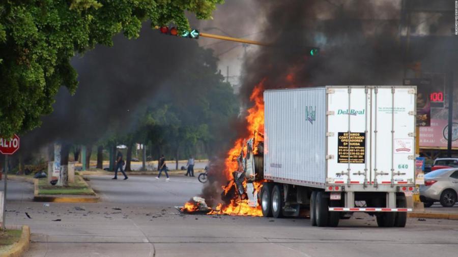 FGR investigará operativo en Culiacán y responsabilidad de las autoridades