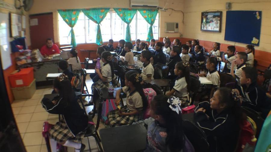 Se proyecta continuar con el impulso en infraestructura para escuelas de educación básica