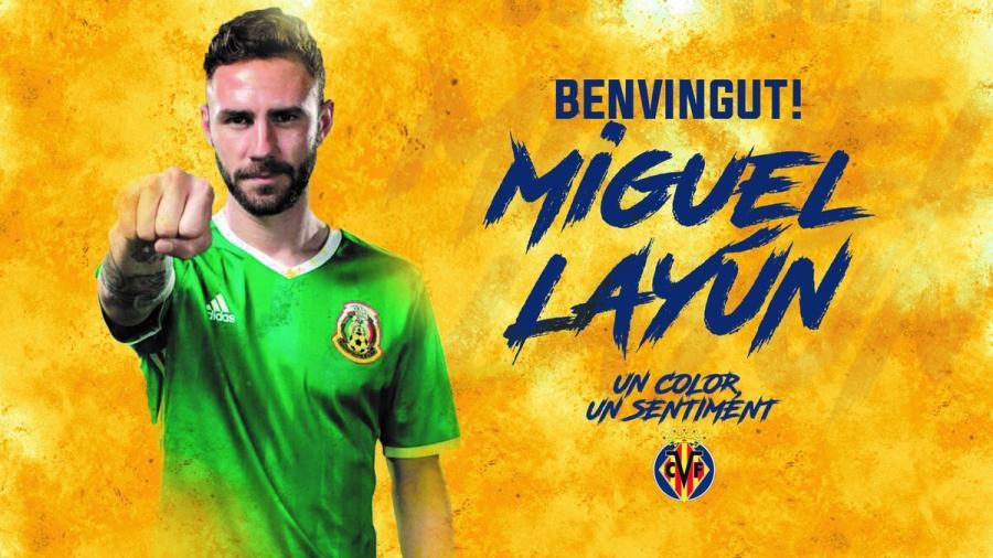 Miguel Layún se va al Villarreal