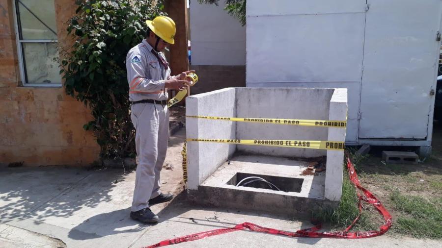 Delincuentes roban transformadores de energía eléctrica en Altamira