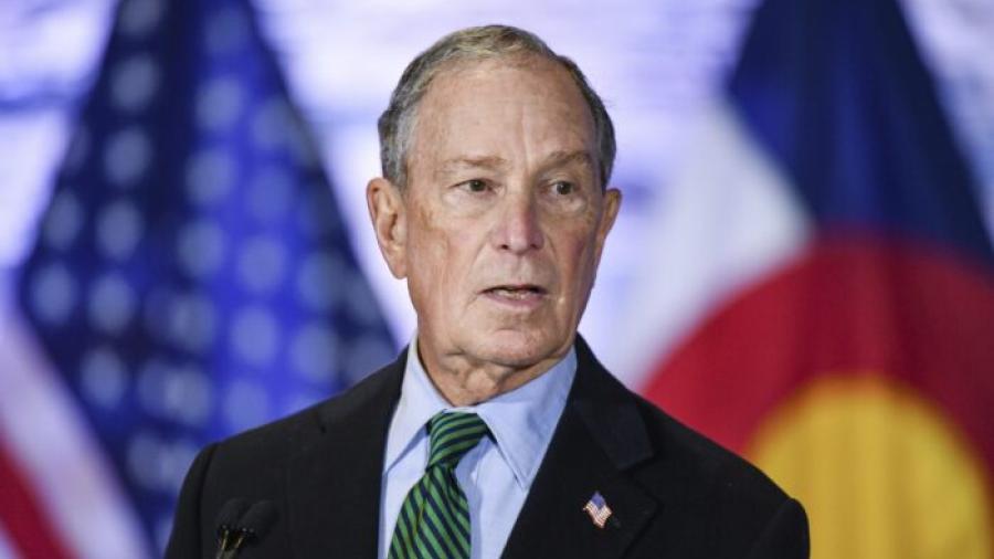 Bloomberg prometió donar más fondos a la campaña presidencial de Biden en Florida