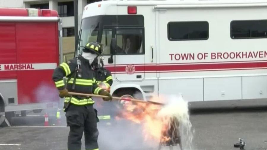 Autoridades dan recomendaciones para evitar incendios en el Día de Acción de Gracias