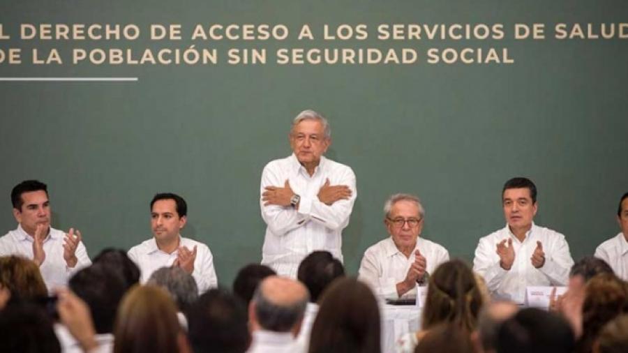 """AMLO abre posibilidad a """"muerte asistida"""""""