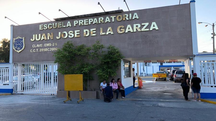 Explota conflicto en la Juan José de la Garza