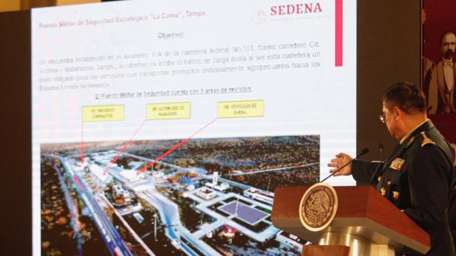 Investigación de autobús en Tamaulipas se queda en lo local: Durazo