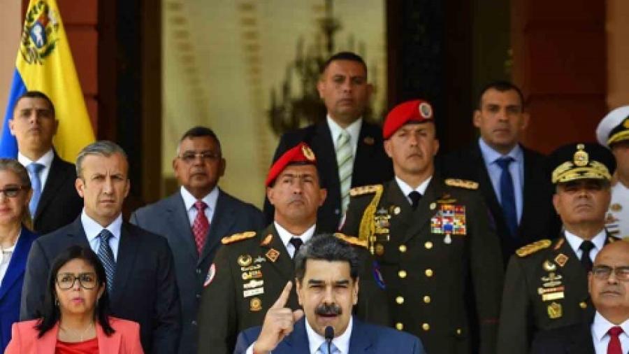 Venezuela acusa a EU de golpe de estado