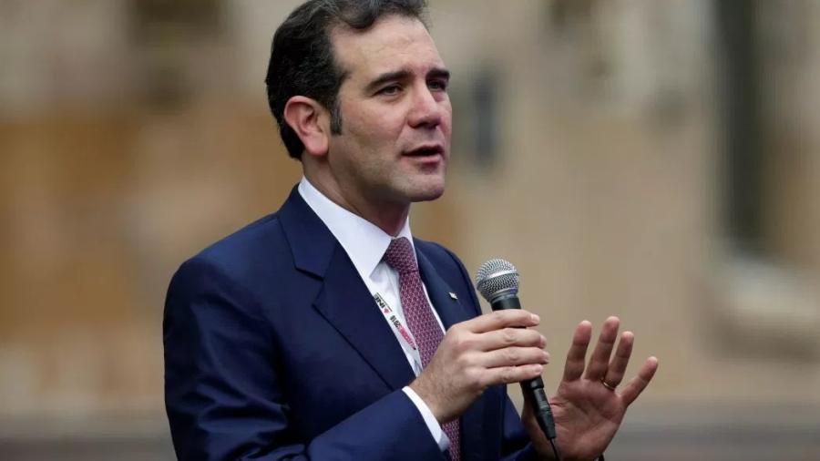 INE pide a autoridades garantizar paz el 1 de julio