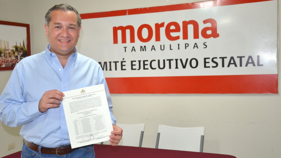 IETAM sanciona a Adrián Oseguera, alcalde de Madero