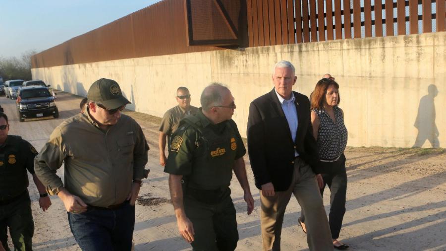 Vicepresidente Mike Pence visitará McAllen el próximo viernes