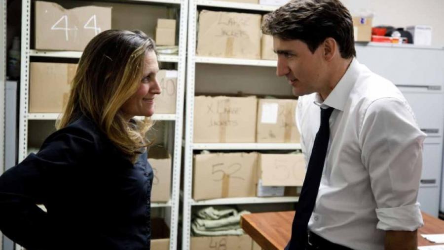 Canadá en busca de ratificación del T-MEC