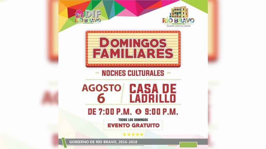 """Invita Ayuntamiento a """"Domingo Familiar"""""""