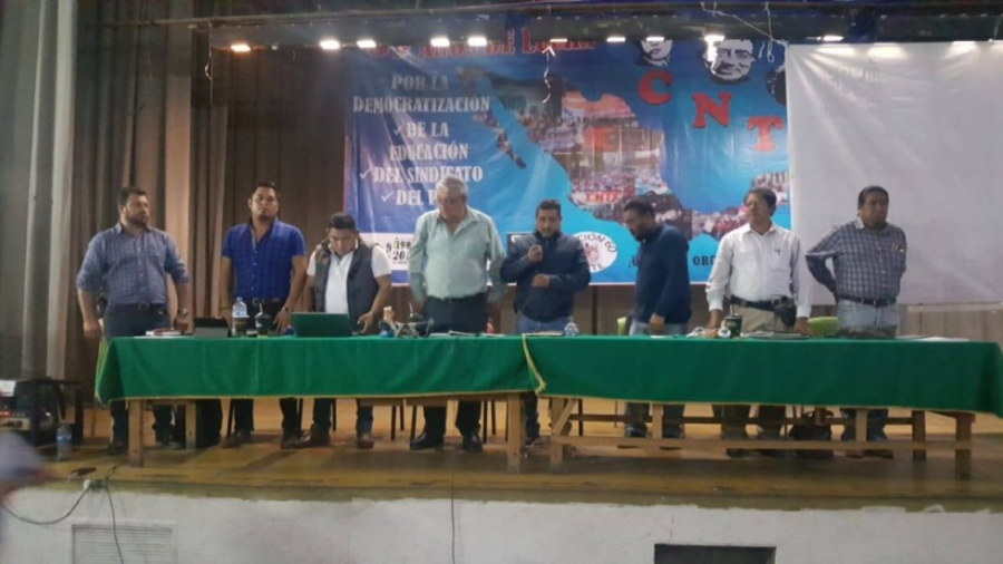 CNTE anuncia paro de 48 horas en Oaxaca