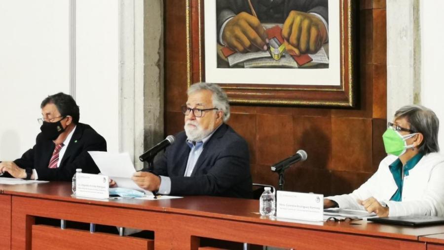 México no echará la caballería contra migrantes: Alejandro Encinas