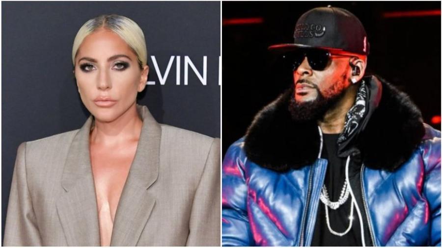 Gaga se disculpa por trabajar con R. Kelly