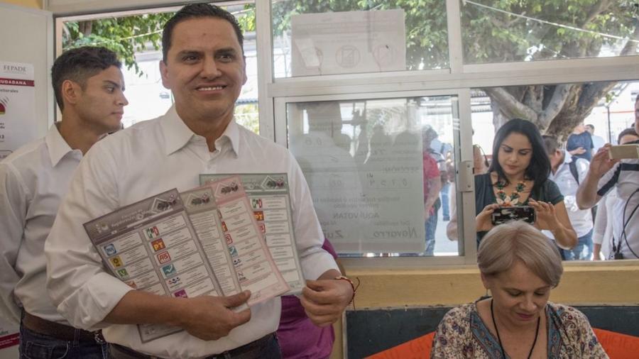 Vinculan a proceso a Roberto Sandoval, ex gobernador de Nayarit