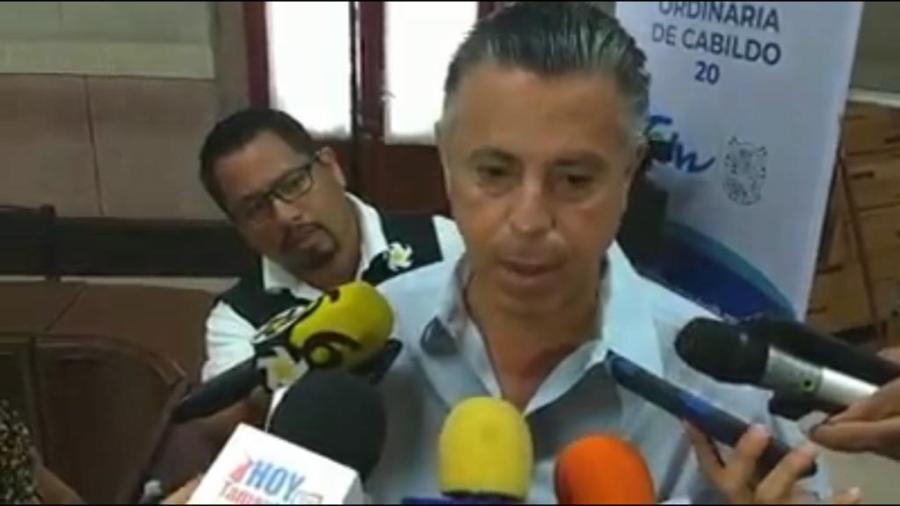 Invita alcalde de Tampico disfrutar sitios turísticos