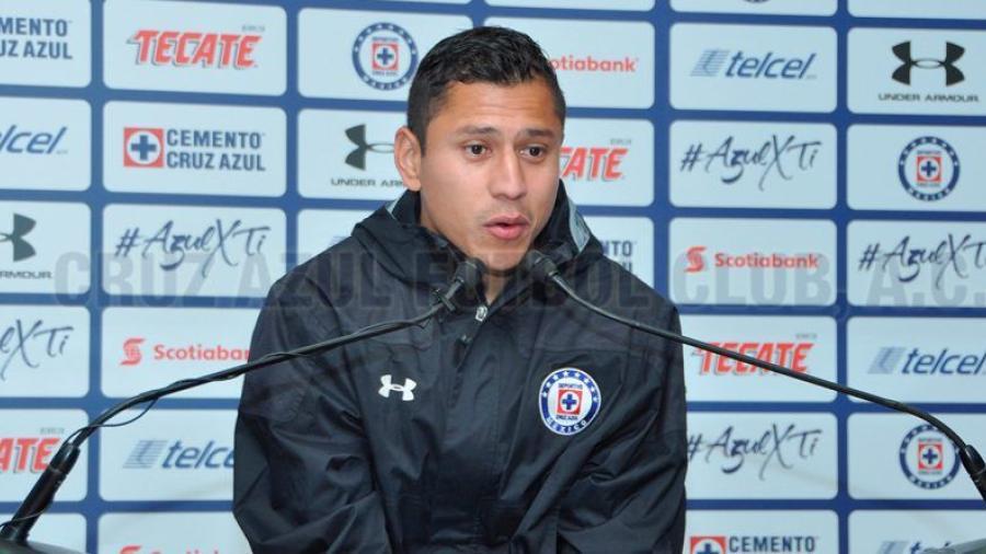 En Cruz Azul estamos fastidiados por los memes: Julio Domínguez