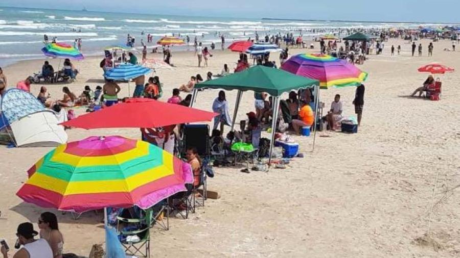 Playa Miramar registra cerca de 100 mil visitantes en primeros días de vacaciones