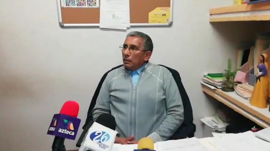 Pega influenza a secundaria Melchor Ocampo