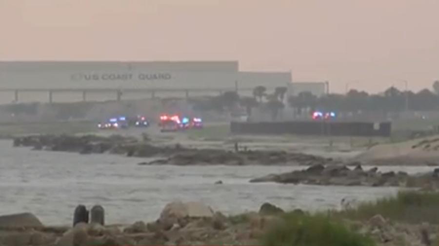 Tiroteo en la Estación Aérea Naval Corpus Christi, en Texas deja al menos un herido
