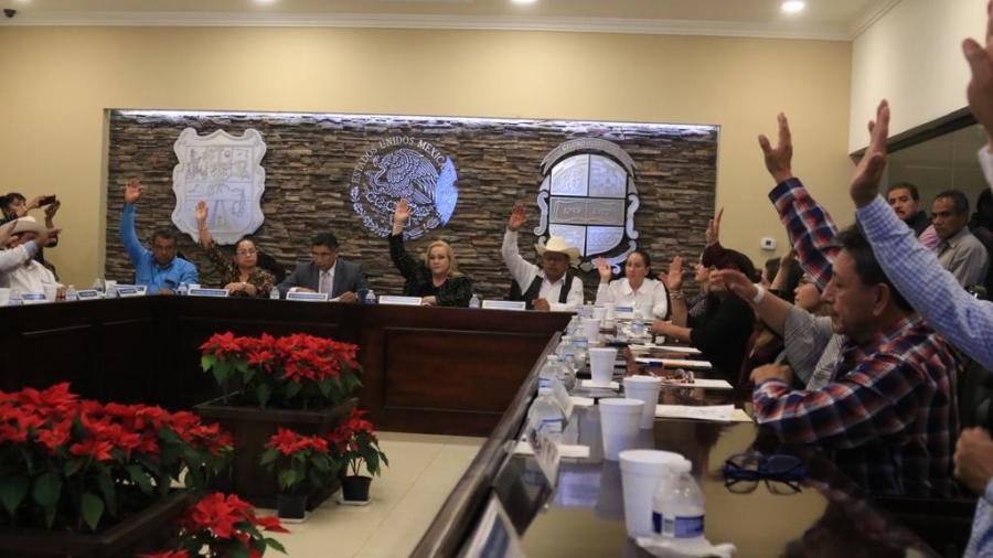 Presentan y aprueban el Plan Municipal de Desarrollo 2018-2021
