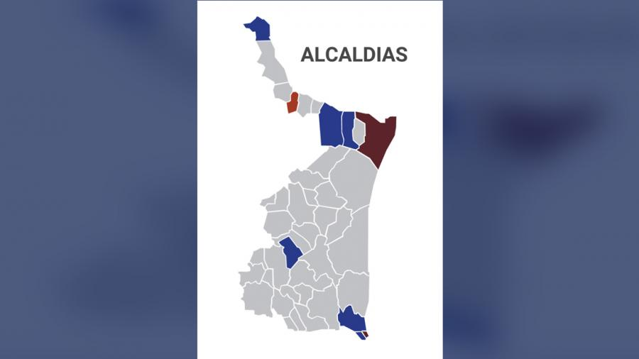 Alcaldías: PAN gana 31 municipios en Tamaulipas, PRI logra 6, Morena se lleva 5 y gana un Independiente