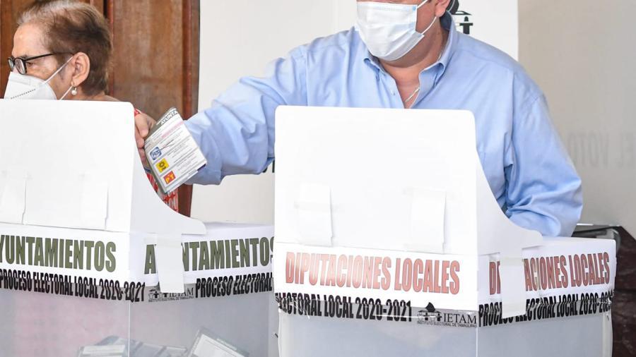 Presidente de Rio Bravo afirma, jornada electoral tranquila