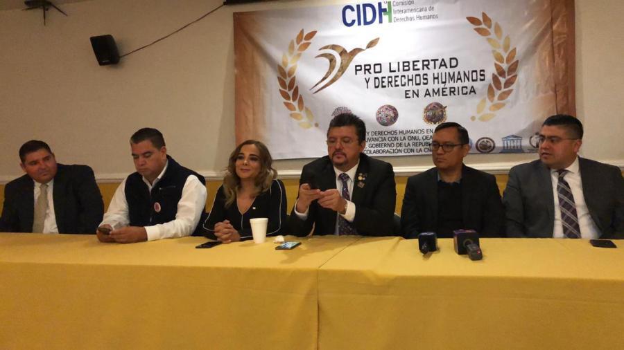 Inaugurarán oficinas de la Comisión Interamericana de Derechos Humanos