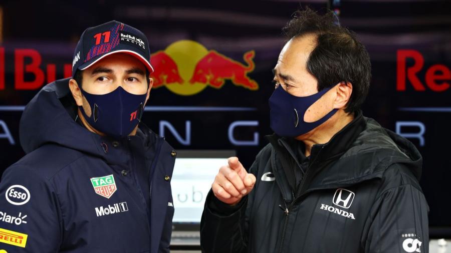 'Su presencia es muy importante para el futuro': Director técnico de Honda sobre Checo Pérez