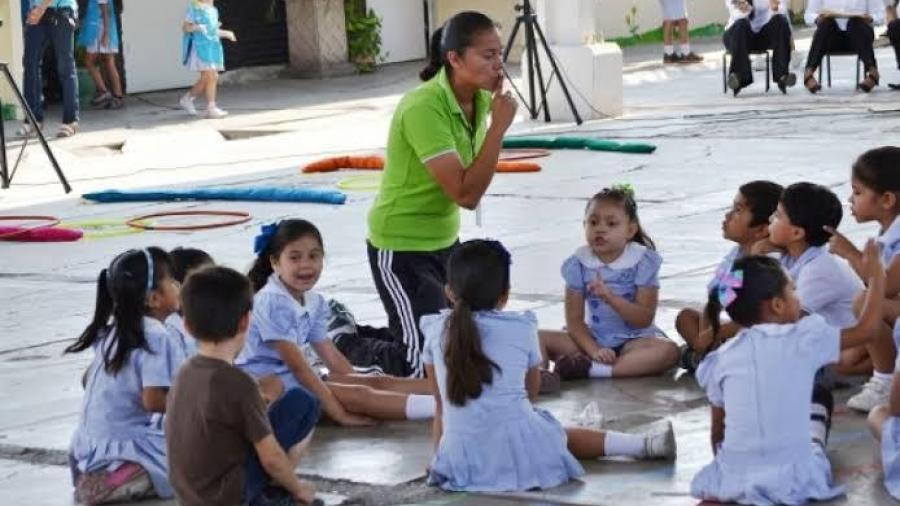 Basificarán a 128 maestros de educación física en Tamaulipas
