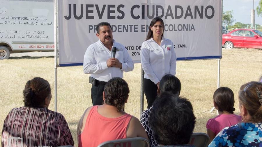 """""""Jueves Ciudadano"""" se realiza en la Colonia Primavera"""