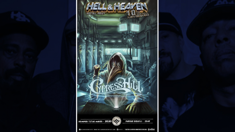 Cypress Hill regresa a México en la edición del festival Hell and Heaven