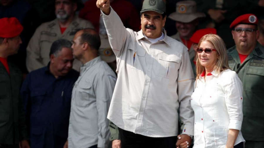 Asegura Pompeo que fin de Maduro está cada vez más cerca