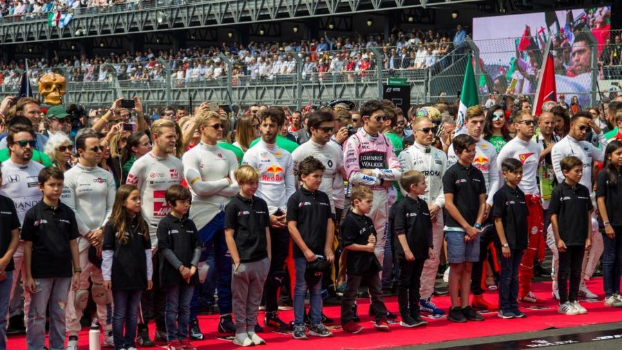 F1 apoyará a niños que sueñen con ser pilotos