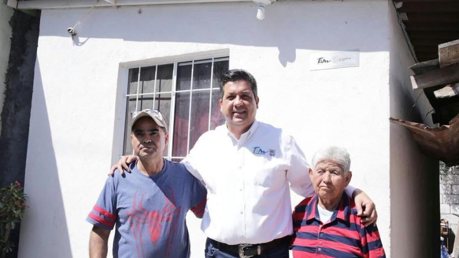 Construyen mil 470 cuartos habitacionales en Tamaulipas