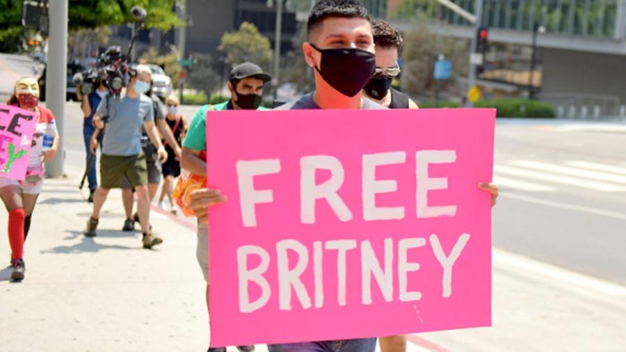 Congresistas de EU impulsan iniciativa a favor de Britney Spears