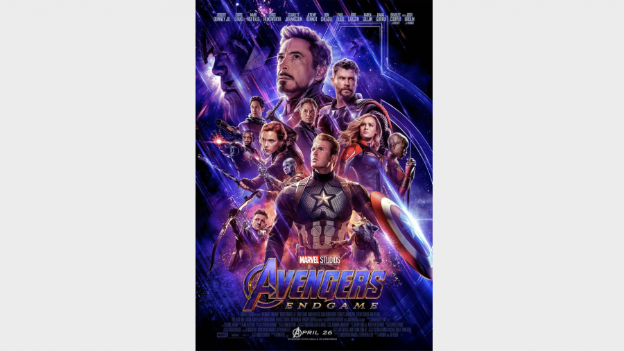 Marvel Studios corrige el póster de 'Avengers: Endgame'
