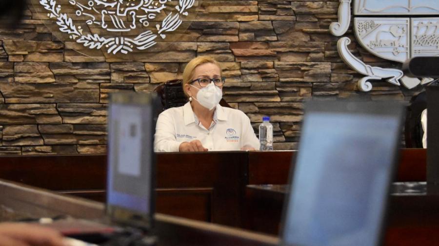 Sin bajar la guardia Gobierno de Altamira y Estado ante COVID-19