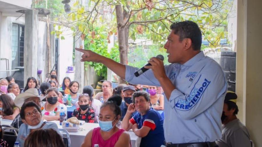 """Arturo Soto lamenta y pide esclarecer asesinato de """"Batata"""" Rocha"""