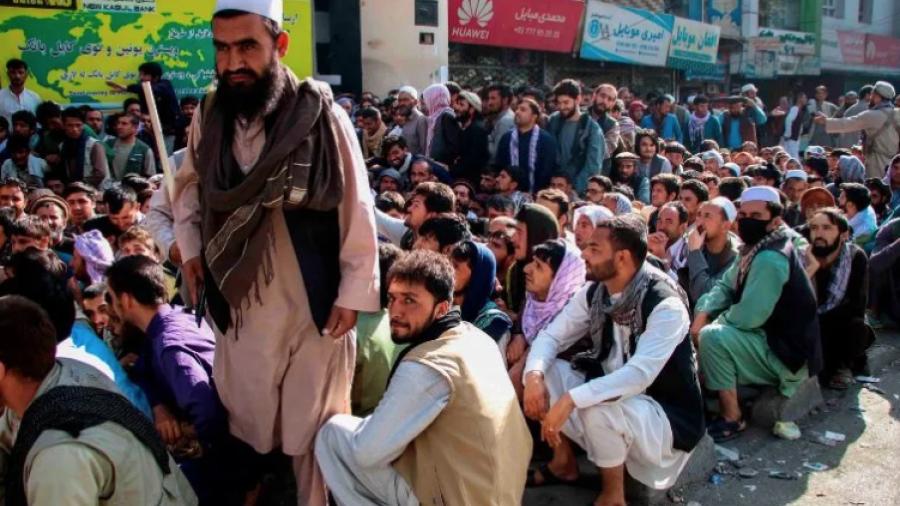Donará EU 64 millones de dólares en ayuda humanitaria para Afganistán