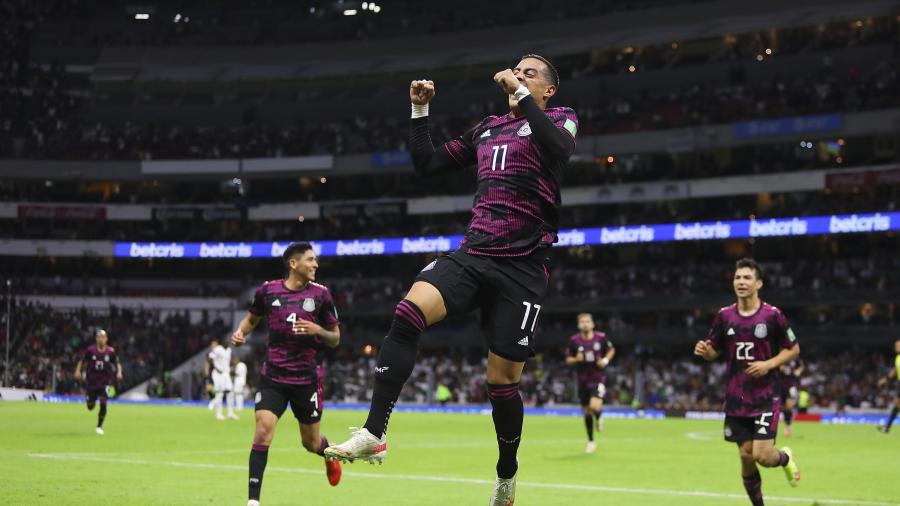 México golea a Honduras y retoma liderato en el Octagonal