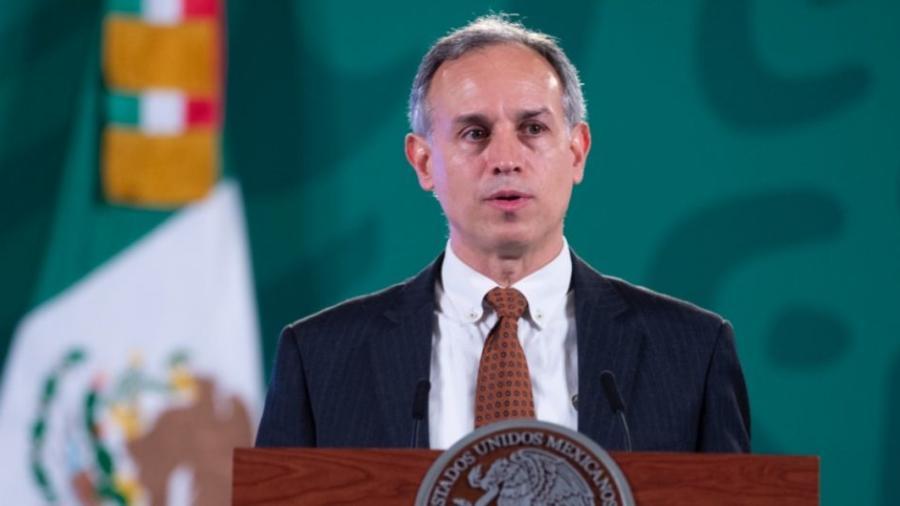 Critica López-Gattel amparos de niños para recibir vacuna mientras Ebrard anuncia donación de dosis a países centroamericanos
