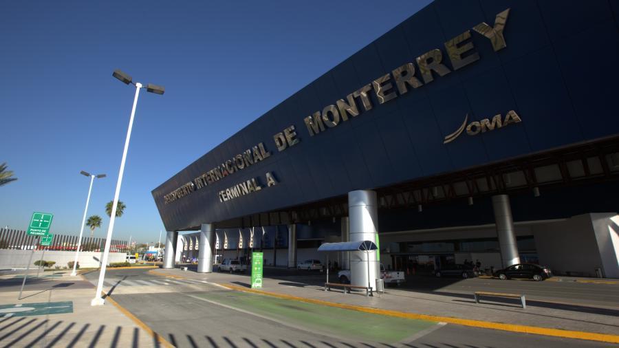 Implementan nuevo modelo de atención a pasajeros en Aeropuerto Internacional de Monterrey