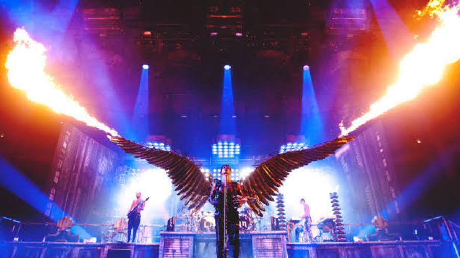 Vocalista de Rammstein si estuvo hospitalizado pero no por Coronavirus