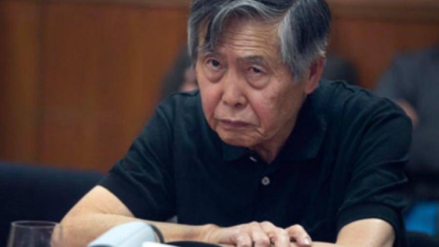 Por esterilización forzada de 270 mil mujeres, Alberto Fujimori enfrenta juicio