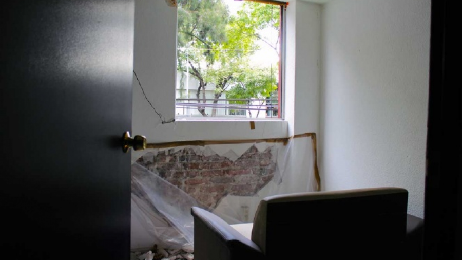 Esperan reconstrucción por 19s finalice a finales de 2020