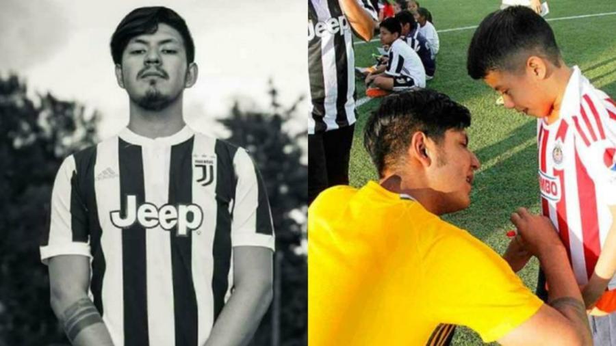 Desmienten a mexicano que aseguraba jugar en la Juventus