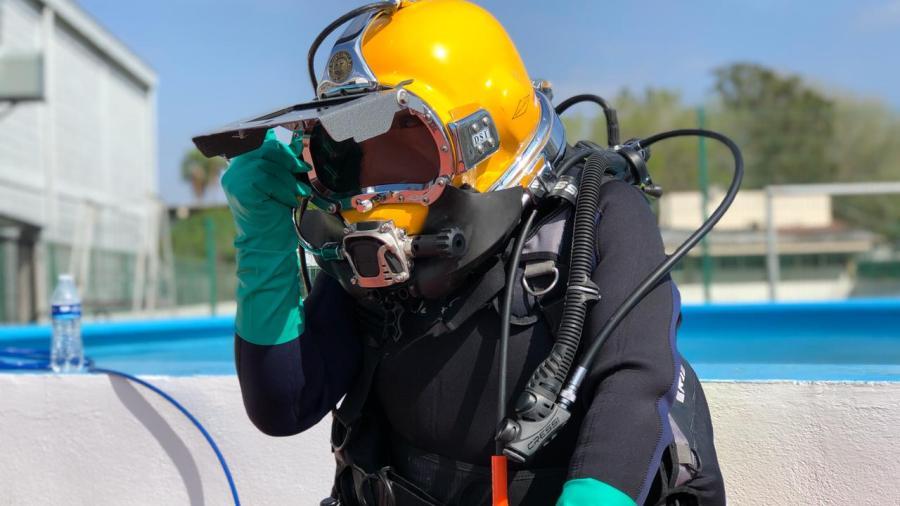 Inauguran unidad técnica de soldadura sub-acuática