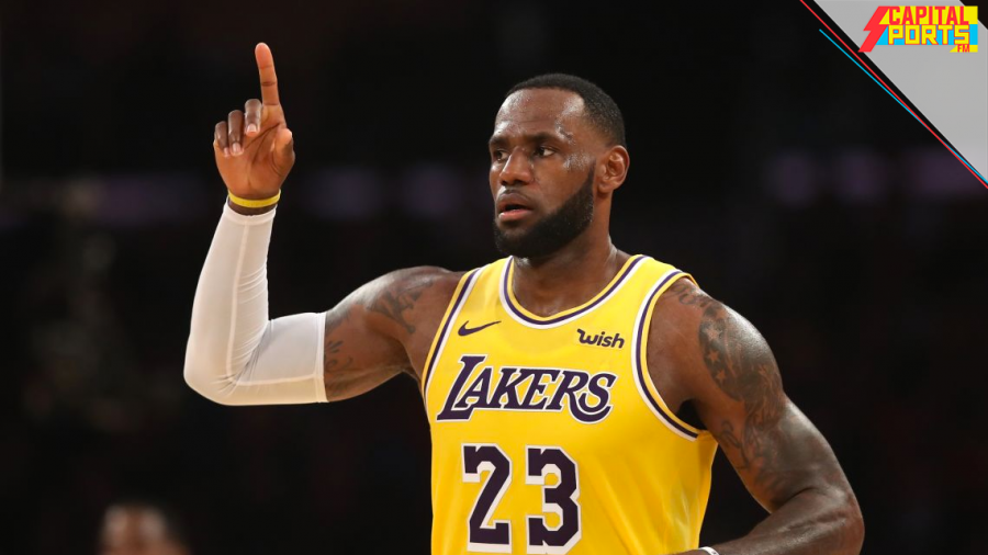 LeBron James impone nuevo récord en la NBA